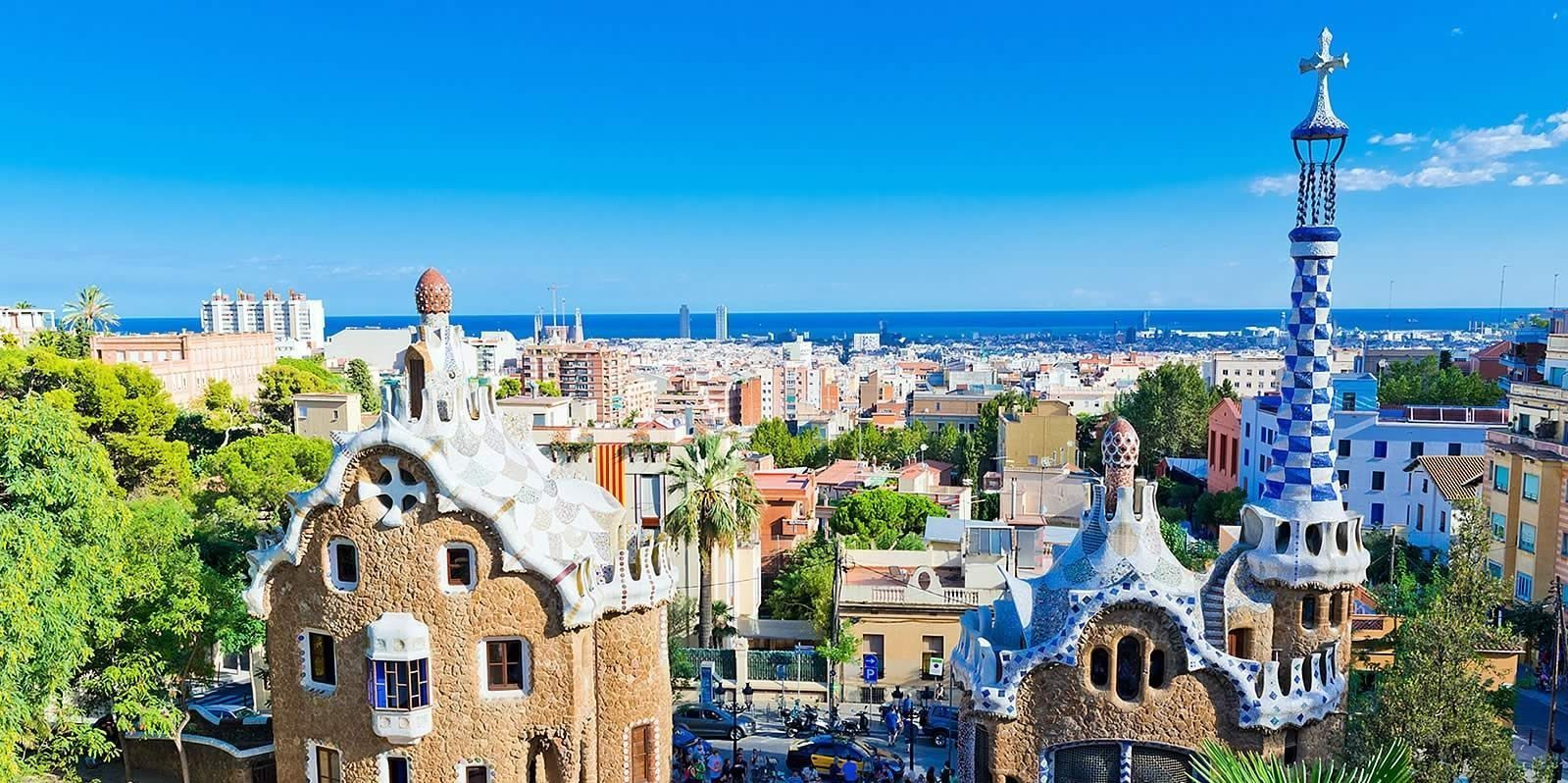immobilier barcelone park guell